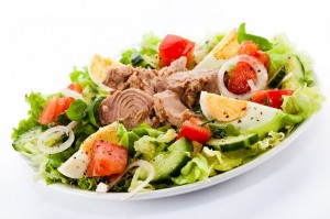 salad-tuna-vegetables