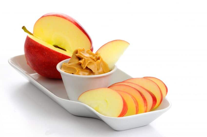 apple-peanutbutter